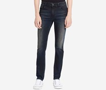Calvin Klein Jeans Men's Skinny-Fit Stretch Jeans, Old Duke Blue