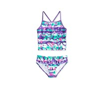 Kanu Surf 2-Pieces Megan Floral-Print Tankini Swimsuit, Purple
