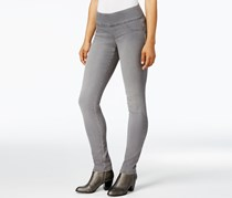 Style & Co. Curvy-Fit Pull-On Jeggings, Gray