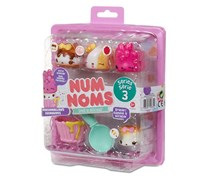 Num Noms Series 3 Scented Starter Marshmallows Pack, Pink Combo