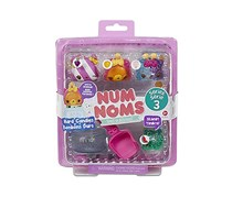 Num Noms Series 3 Scented Starter Stamp Pack, Pink Combo