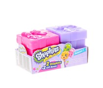 Shopkins 2 Pack Season 7, Pink/Purple