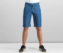 House Men's Denim Shorts, Blue