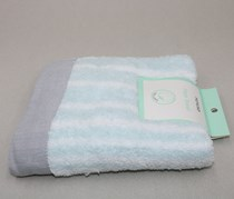 Face Towel, Blue