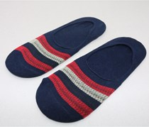 Men's Socks 2 Pc, Navy Blue