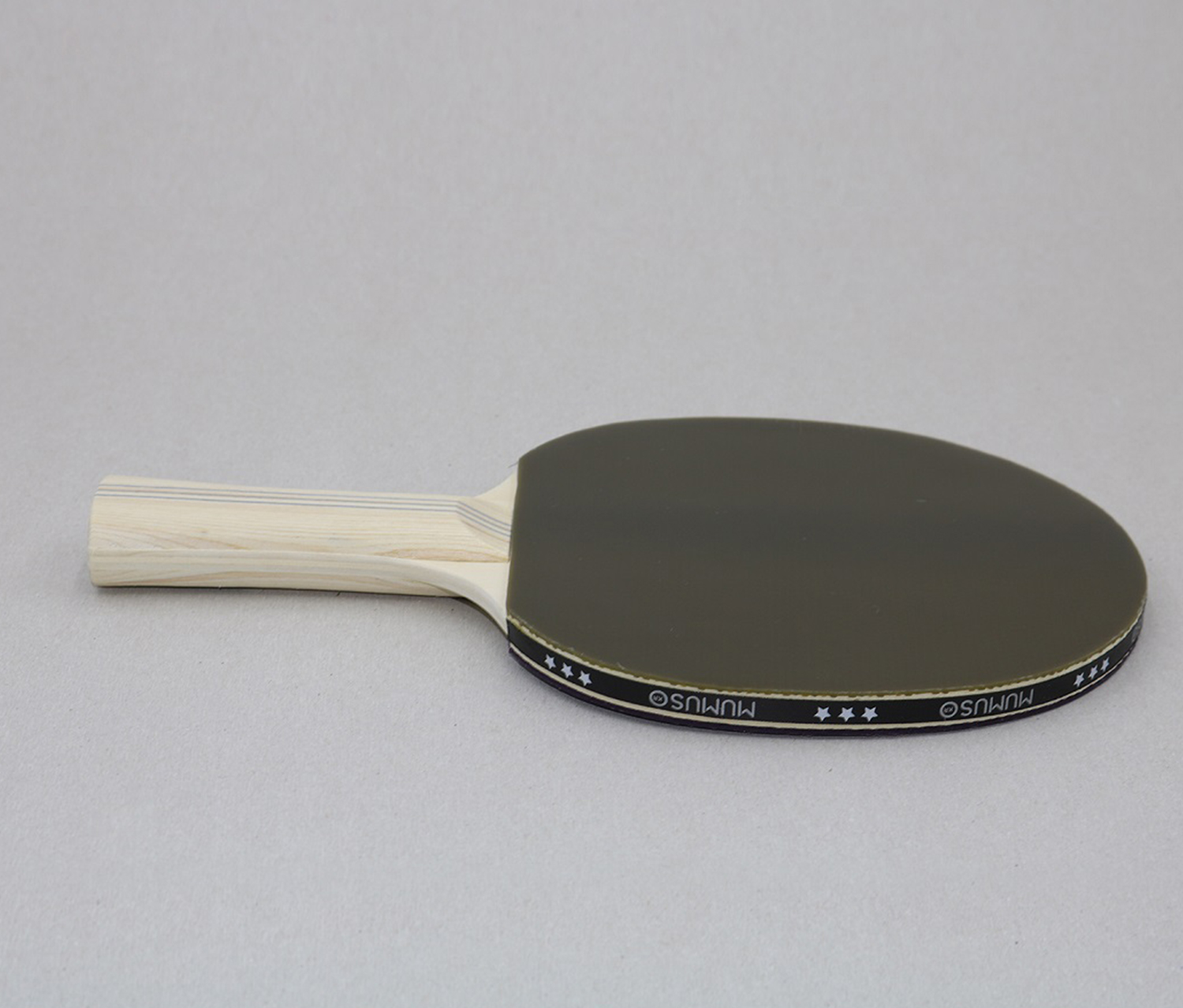 Table Tennis Paddle, Gray/Purple