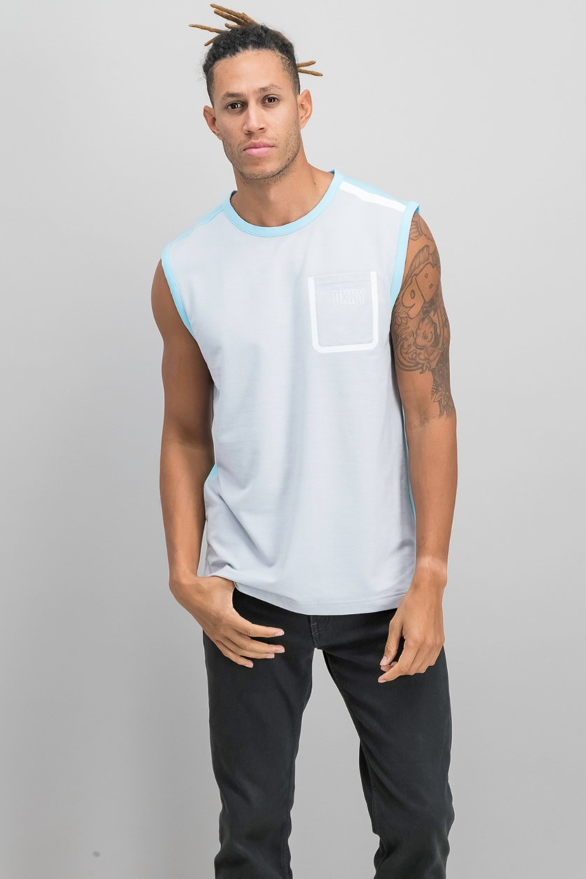 Men's Tank Top, Glacier Grey