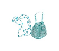 Funville Sparkle Girls Costume Accessories, Turquoise