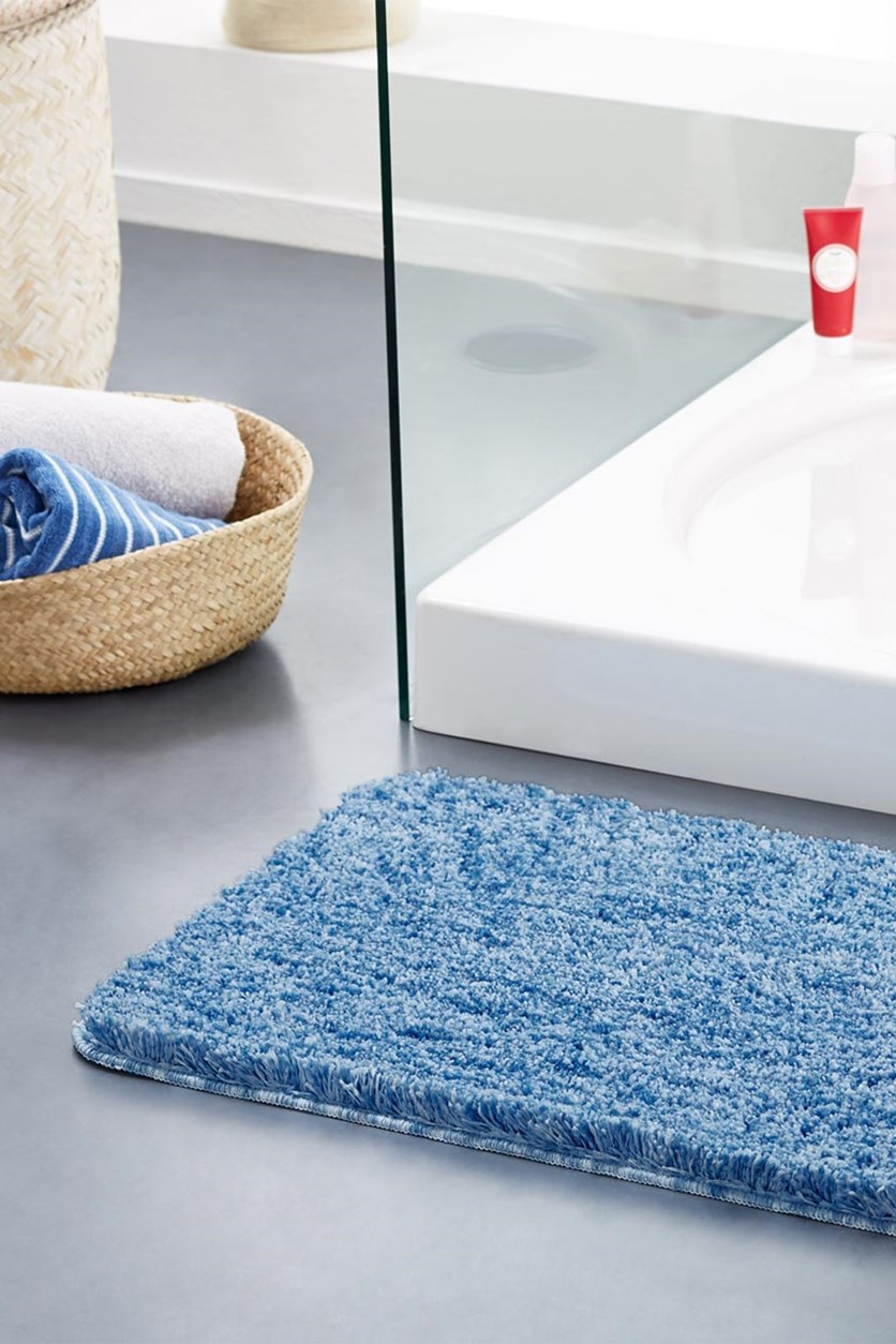 Bath Mat 50 x 80, Light Blue