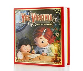 Yes Virginia Book By Chris J. Plehal All, Red