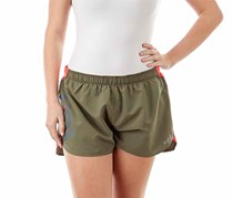 Reebok Women's Active Shorts, Olive