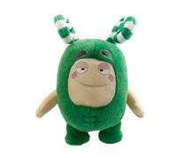 Oddbods Stuffed Toy Zee, Green