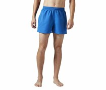 Reebok Men's Basic Boxer Shorts, Blue