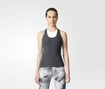 Adidas Warp Knit Tank Top, Grey