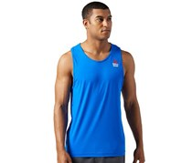 Reebok Men's Crossfit Activechill Tank, Blue
