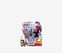 Hasbro Star Wars Power Up Figures 2 pk Asst, Black/Gray