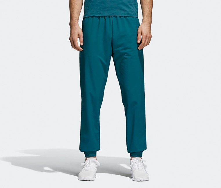 Men's QT Pants, Mystic Green