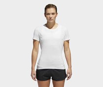Adidas Women's Franchise Supernova Tee, Crystal White