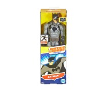 Justice League Action Batman Figure,  Black/Grey Combo