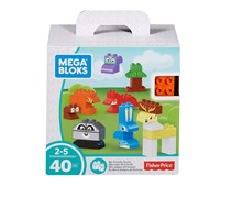 Mega Bloks My Friendly Forest 40 Pieces, Combo