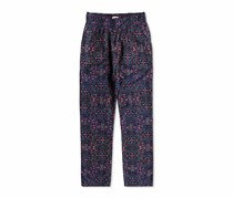 Roxy Kids Girls Printed Pants, Purple Combo