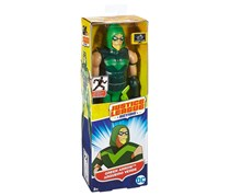 DC Comics Justice League Action Arrow Action Figure, Green