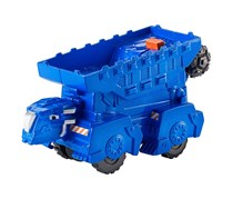 Mattel Dinotrux Power Trux Ton-ton Vehicle, Blue