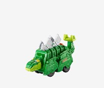 Mattel Dinotrux Power Trux Garby Vehicle, Green