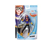 DC Super Hero Girls Bat Girl, Purple