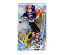 DC Super Hero Girls Batgirl Action Doll, Purple