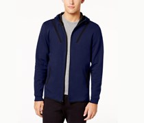 Ideology Mens Zip Hoodie, Night Sky