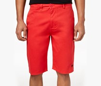 Lrg Men's Lifted Outdoors Shorts, Red