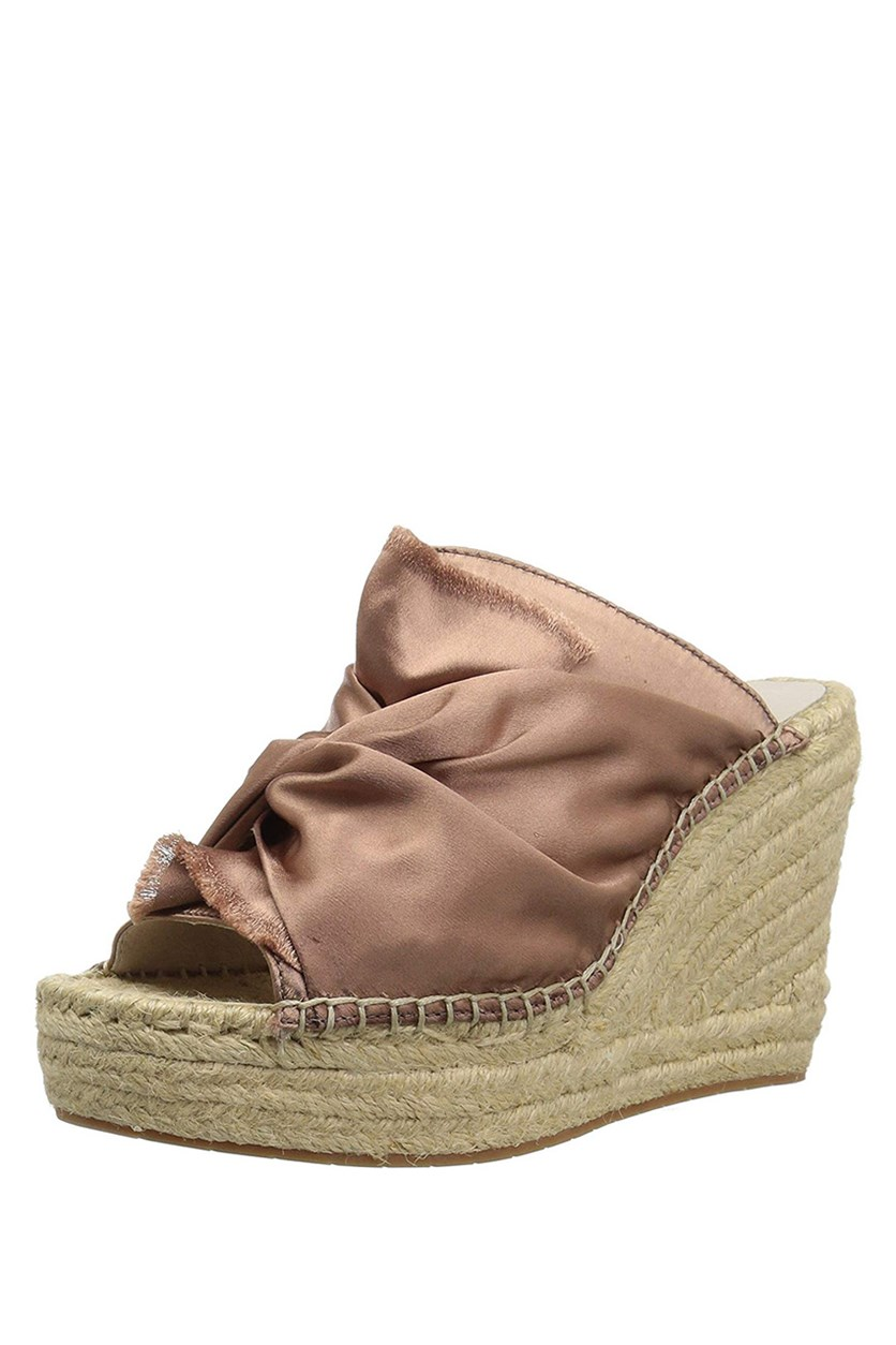 Womens Odele Wedge Sandals, Blush