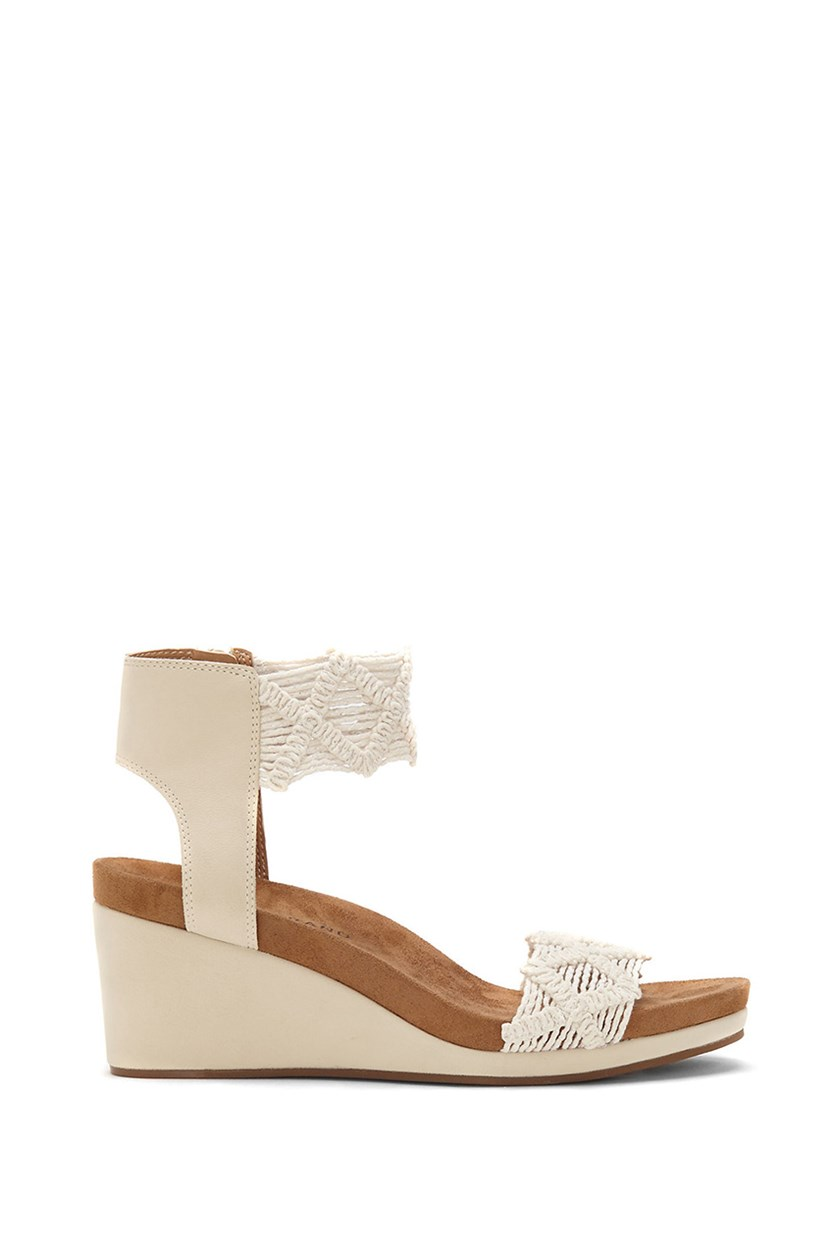 Women's Kierlo Wedge Sandal, Linen