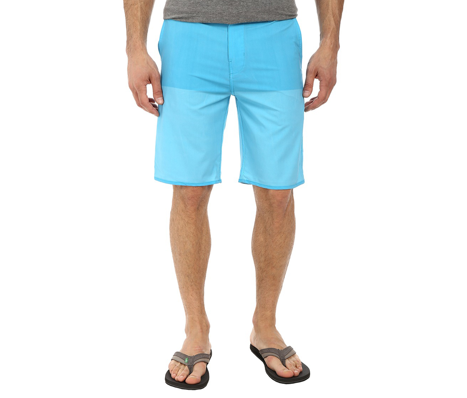 Men's Hurley Phantom Fifty 50' Shorts, Blue