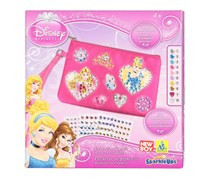 Disney Princess Sparkle Ups Clutch, Combo