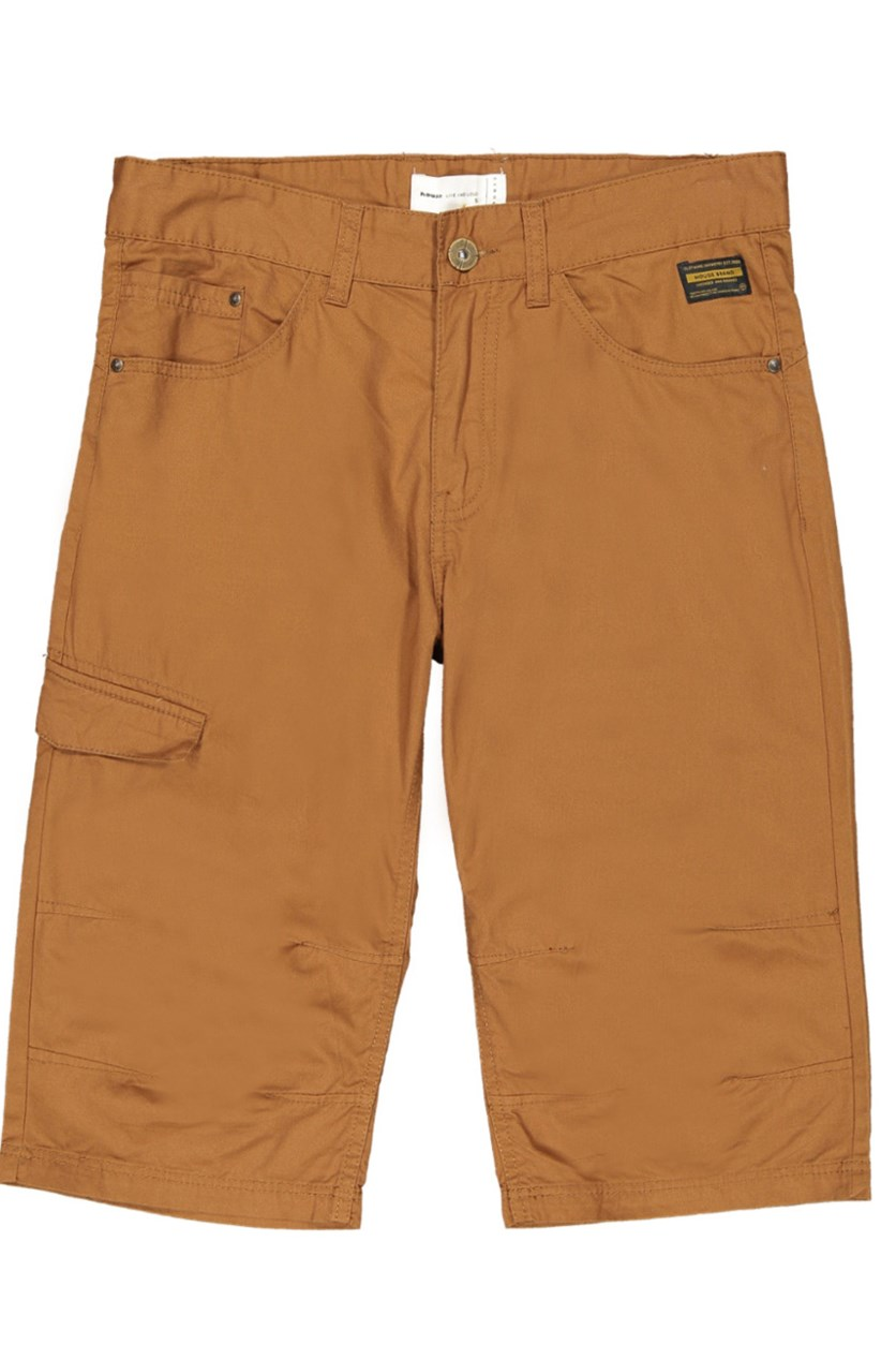 Men's Shorts, Brown