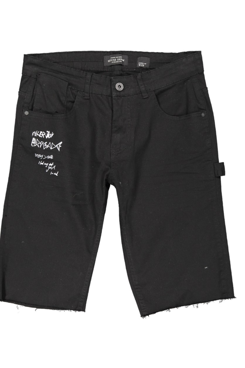 Men's Shorts, Black