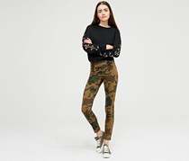 Cropp Women's Pants, Camouflage