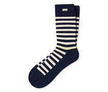 Pair of Thieves Men's Solar Visor Socks, Navy Combo