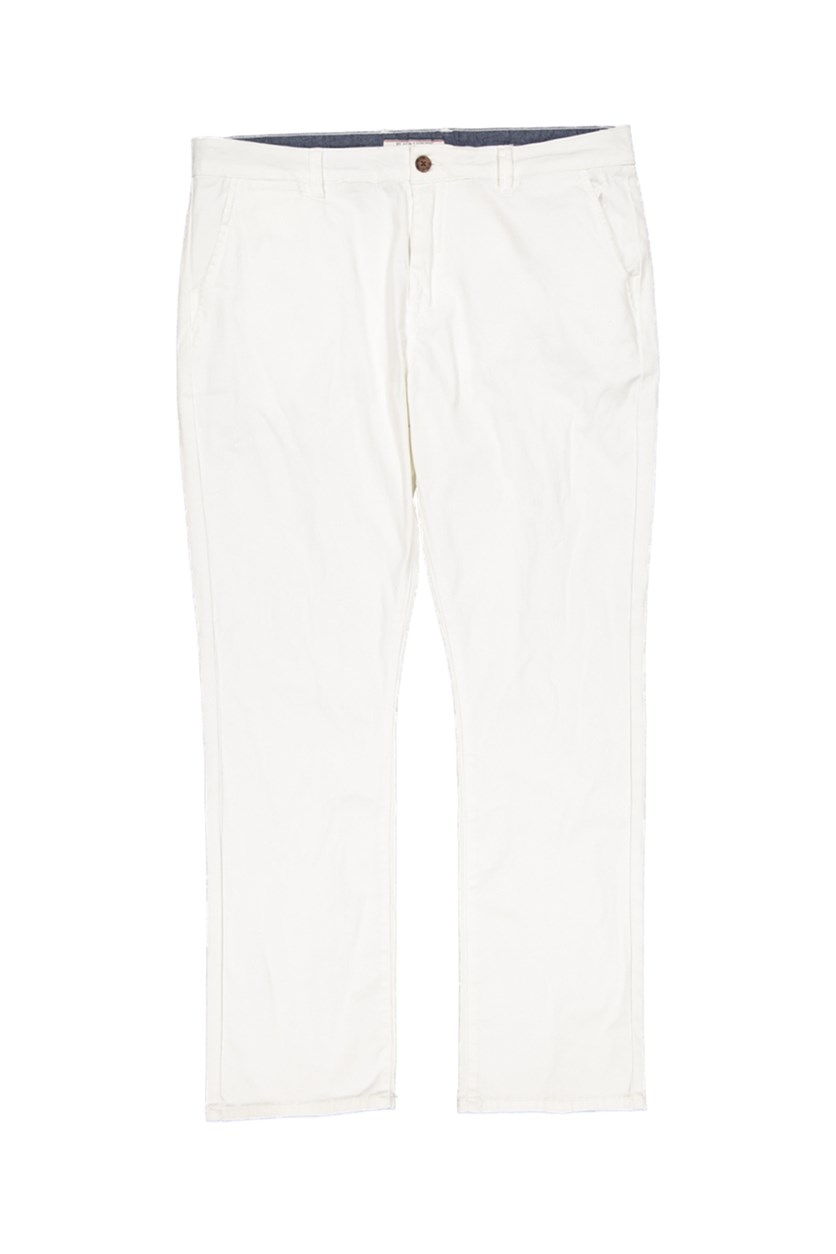 Mens Castleton Chino Pants, Bright White