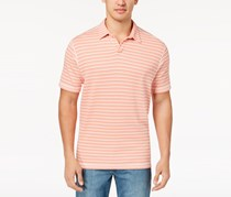 Tommy Bahama Men's Flip Stripe Polo, Sea Dragon