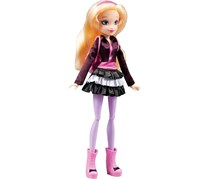 Regal Academy Rose Doll, Black/Pink