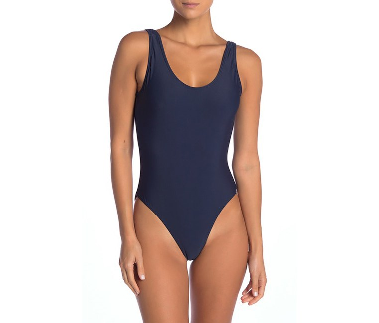 Kelly One-Piece Swimsuit, Navy