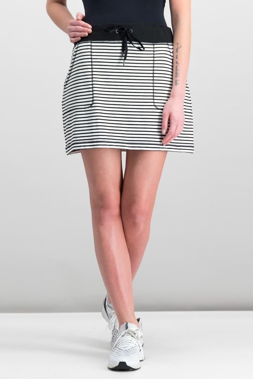 Striped Skirt, Classic Stripe