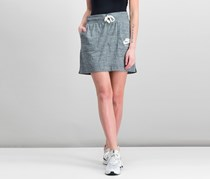 Nike Gym Vintage Skirt, Carbon Heather