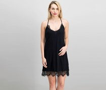French Connection Women's Swift Drape Dress, Black