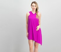 Rachel Roy Asymmetrical Shift Dress, Orchid