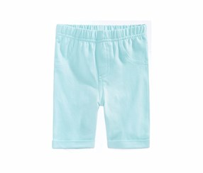 First Impressions Bermuda Shorts, Turquoise
