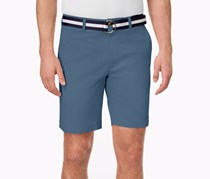 Club Room Men's Classic-Fit Stretch Shorts, Wedgewood Blue